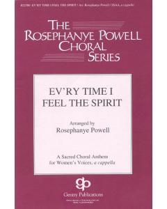 Ev'ry Time I Feel the Spirit - arr. Rosephanye Powell (SSAA a cappella)