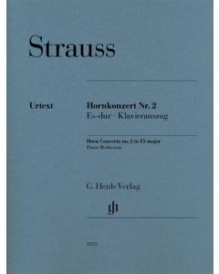 Strauss, Richard: Hornkonzert Nr. 2 (Horn, Piano)