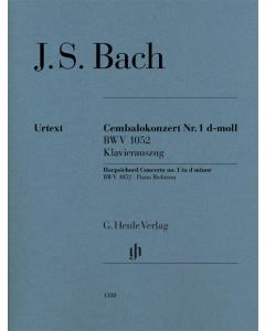 Bach: Cembalokonzert nr. 1 d-moll (BWV 1052)