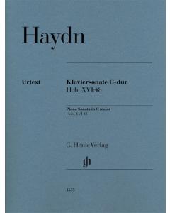 Haydn: Klaviersonate C-dur / Piano Sonata in C major Hob. XVI:48
