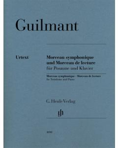 Guilmant: Morceau symphonique op. 88 and Morceau de lecture for Trombone and Piano