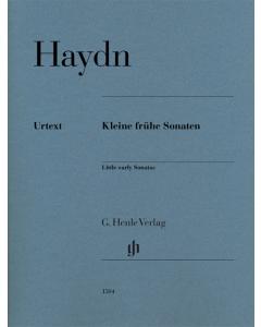 Haydn: Kleine frühe Sonaten / Little early Sonatas (Piano)