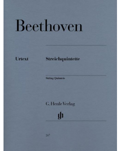 Beethoven: Streichquintette / String Quintets (Set of Parts)