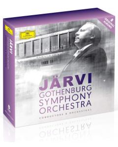 Järvi & Gothenburg Symphony Orchestra (8CD-BOX)