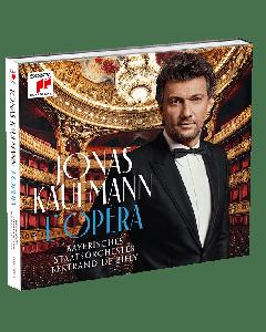 Jonas Kaufmann: L'Opera (CD DELUXE Limited Edition)