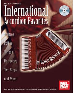 International Accordion Favorites Cover