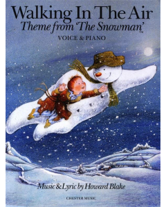 Blake, Howard: Walking in the Air - Theme from The Snowman (Voice, Piano)