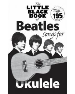 The Little Black Book of Beatles Songs for Ukulele
