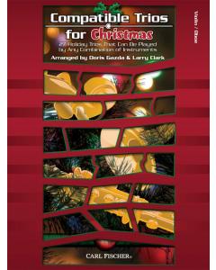 Compatible Trios for Christmas - Violin, Oboe