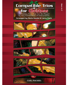 Compatible Trios for Christmas - Horn in F