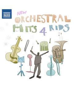 New Orchestral Hits 4 Kids (CD)