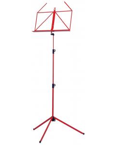 K&M Nodestativ (100/1) - Rød