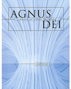 Agnus Dei - Music of Inner Harmony (SATB, Piano/Organ)