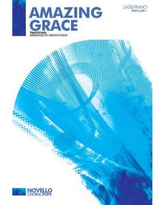 Amazing Grace SATB