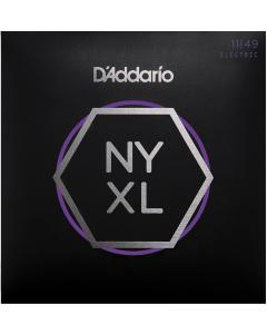 D'addario NYXL1049 - Guitarstrenge til El-Guitar (sæt)