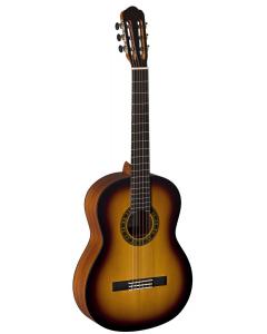 La Mancha Klassisk Guitar - Granito 32-DB (Darkburst)