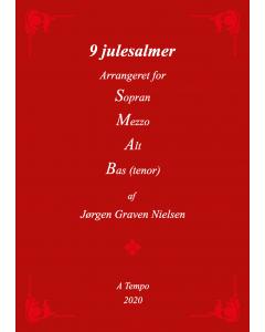 9 julesalmer - arr. Jørgen Graven Nielsen (SMAB a cappella)