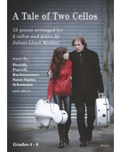 A Tale of Two Cellos - arr. Julian Lloyd Webber (2 cellos and piano)
