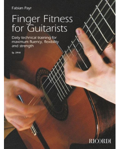 Finger Fitness for Guitarists (Fabian Payr)
