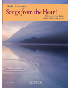 Linnemann, Maria: Songs from the Heart - 10 pieces for Solo Guitar