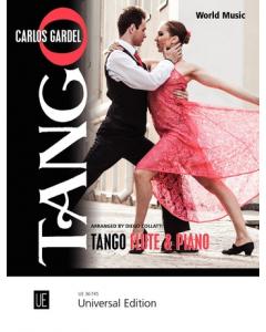 Gardel, Carlos: Tango Flute & Piano - Arr. Diego Collati