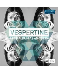Björk's Vespertine: A Pop Album as an Opera (CD)