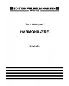 Harmonilære - nodehæfte (Svend Westergaard)