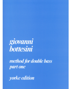 Bottesini: Method for Double Bass, Part 1