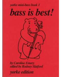 Bass is Best! Yorke Mini-Bass Book 1